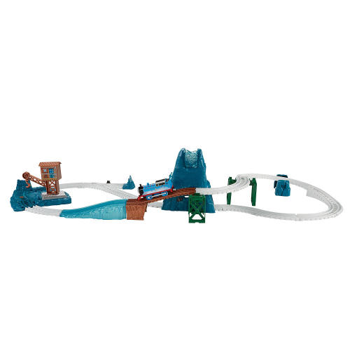Snowy Mountain Rescue Set - Trackmaster Revolution