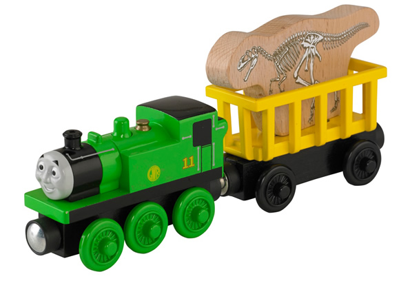 Oliver and his Fossil Freight - Thomas Wooden