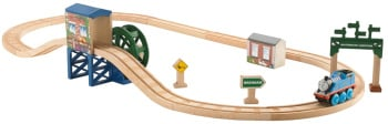 Steaming around Sodor Set - Thomas Wooden