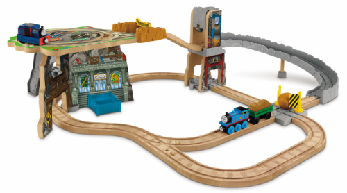 Thomas' Fossil Run Playset - Thomas Wooden