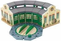 Tidmouth Sheds - Thomas Wooden