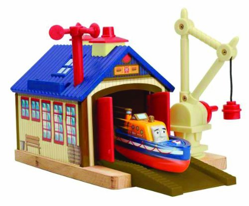 Captain's Shed Story Pack - Thomas Wooden
