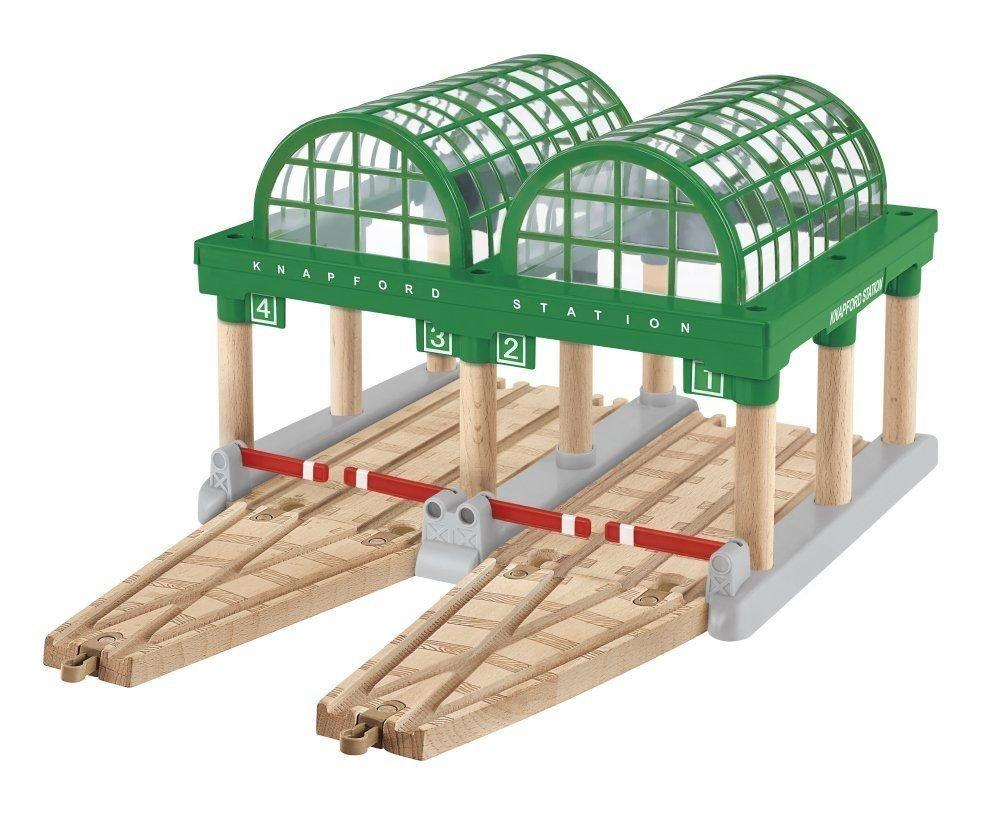 Knapford Station - Thomas Wooden