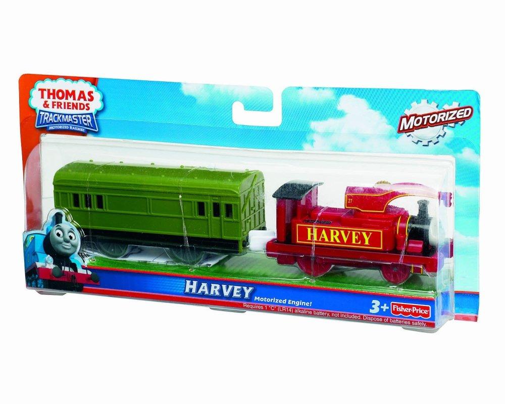Harvey - Trackmaster