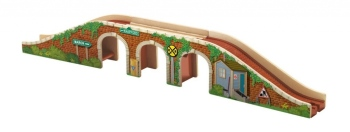 Transforming Track Bridge - Thomas Wooden