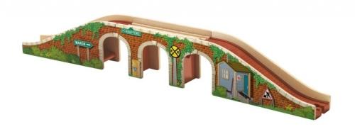 Transforming Track Bridge - Thomas Wooden