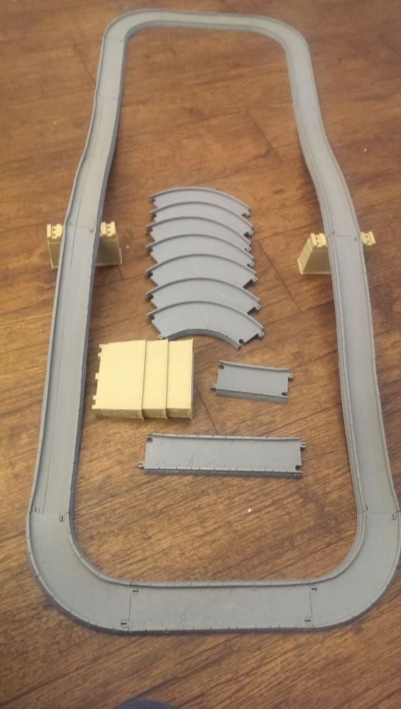 Trackmaster Road Collection