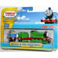 Henry and the Gold Mine - Take N Play