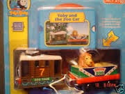Toby and the Zoo Car - Take Along