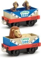 Sodor Zoo Cars - Take Along