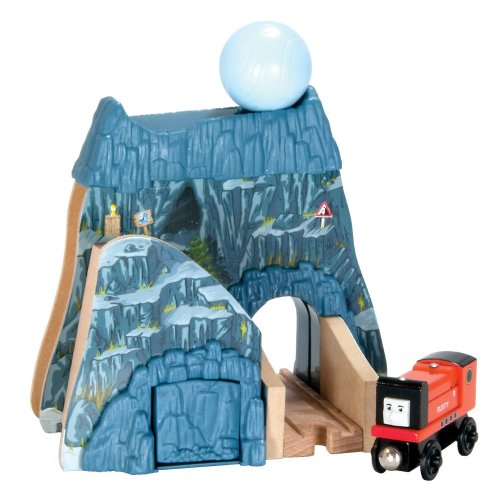 Blue Mountain Mine Tunnel with Rusty - Thomas Wooden