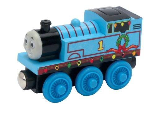 Thomas - Holiday Lights - Thomas Wooden