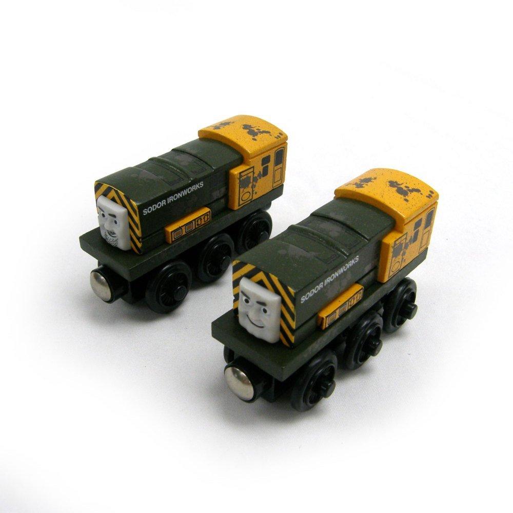 Iron Arry and Iron Bert - Oily - Thomas Wooden