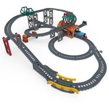 5-in-1 Track Builder Set - Trackmaster Revolution