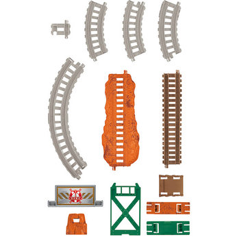 Muddy Mayhem Expansion Pack - Trackmaster Revolution