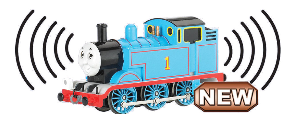 Thomas with Sound - Bachmann - Preorder - Stock due January