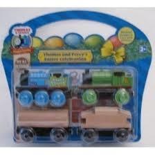 Thomas & Percy's Easter Celebration - Thomas Wooden