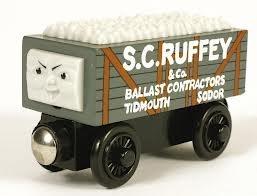 S C Ruffey - Thomas Wooden