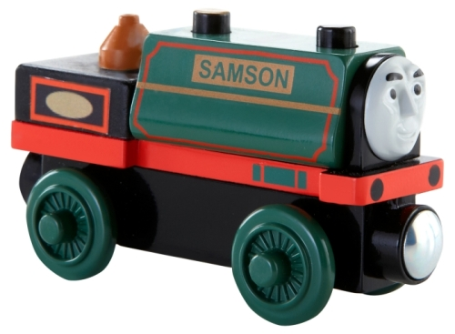 Samson - Thomas Wooden