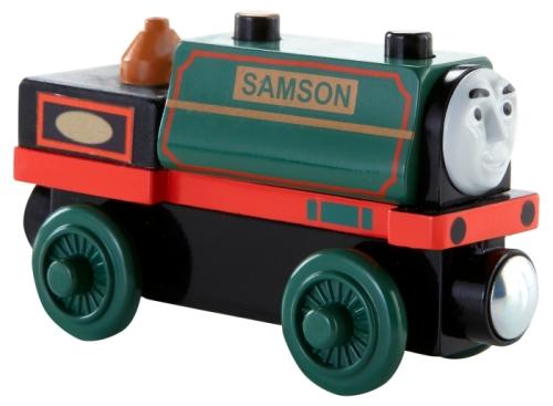 Samson - Thomas Wooden