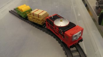 Glynn - The Adventure Begins - Trackmaster Revolution