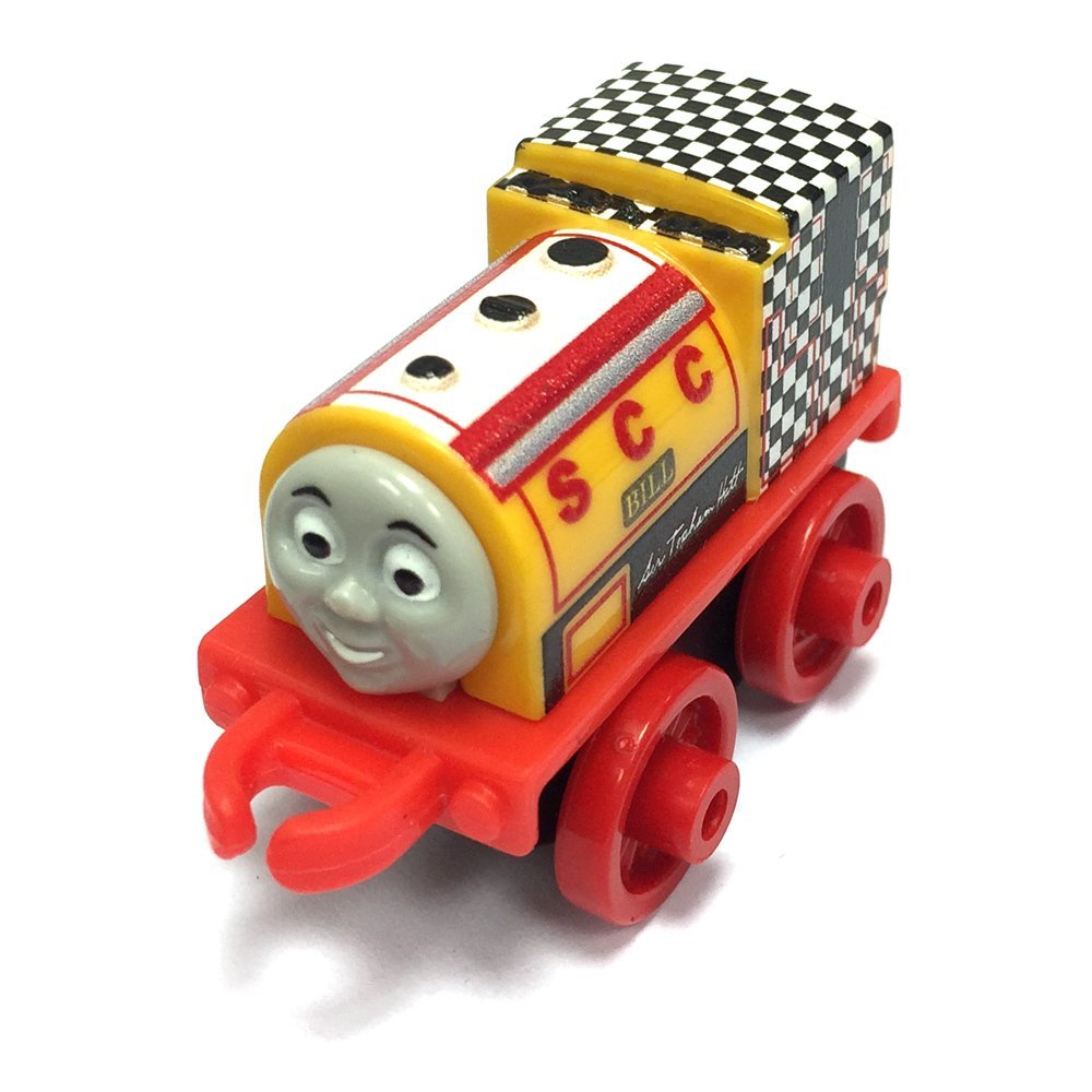 Bill - Racer - Thomas Minis