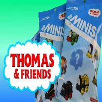 Wave 1 - All 18 Engines - Thomas Minis