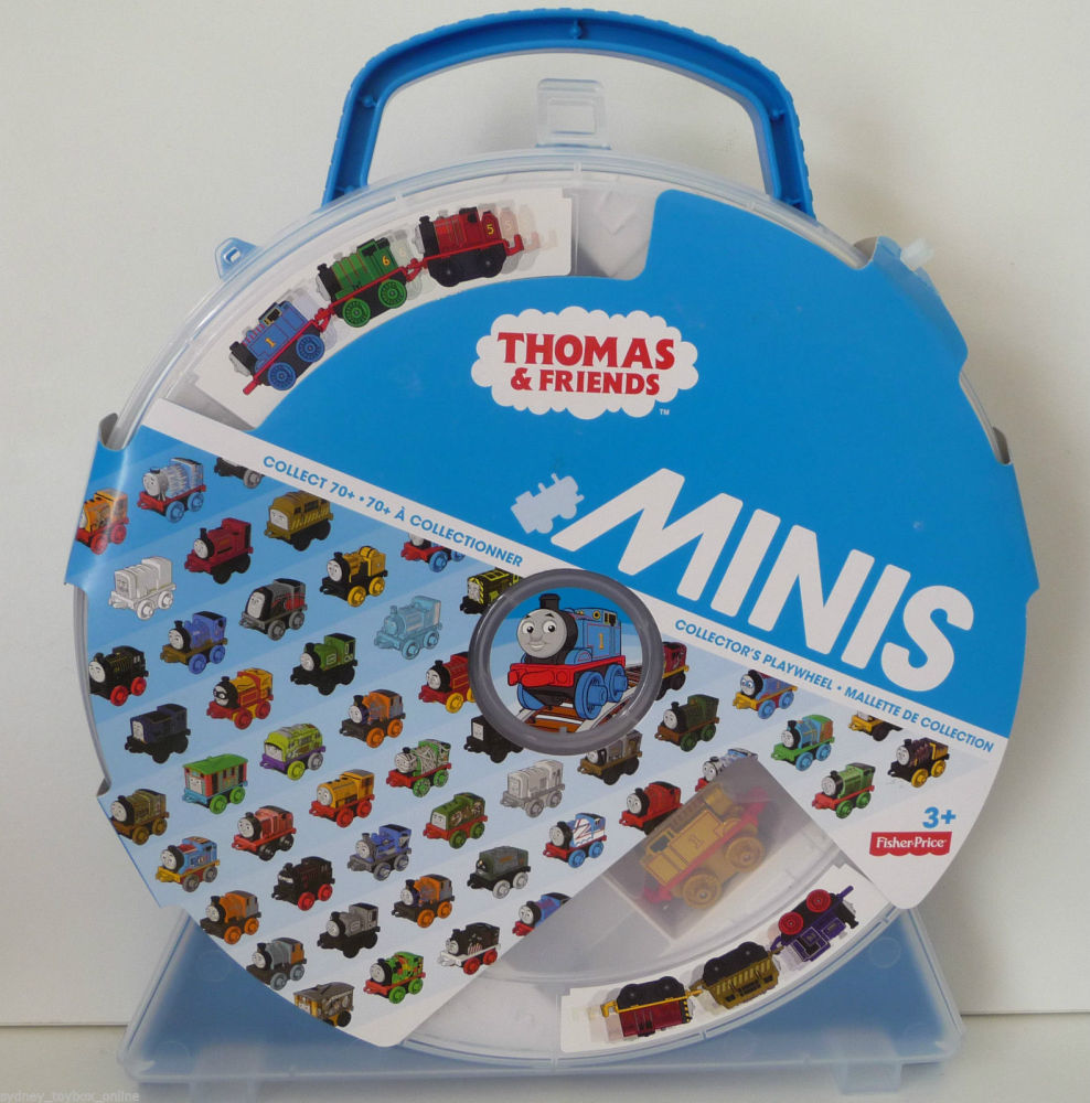 Golden Thomas with Mini's Collectors Playwheel