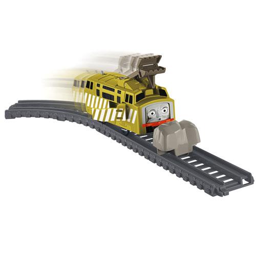 Diesel 10 - Crash and Repair - Trackmaster Revolution