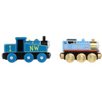 Thomas & Friends 70th Anniversary Heritage Thomas Twin-Pack - Thomas Wooden