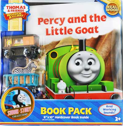 Percy and the LIttle Goat Book Pack - Thomas Wooden