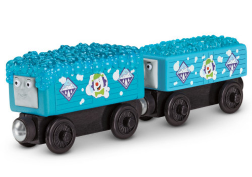 Logan and the Blue Engines  - Accessory Pack - Thomas Wooden