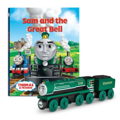 Sam and the Great Bell - Book Pack - Thomas Wooden