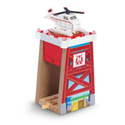Harold's Search and Rescue Helipad - Thomas Wooden