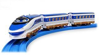Hanzo - Chuggington Plarail
