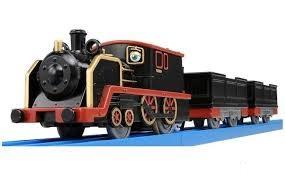 Puffer Pete - Chuggington Plarail