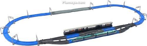 E5 Shinkansen Connect & Double Track Point Rail Set - Plarail Advance