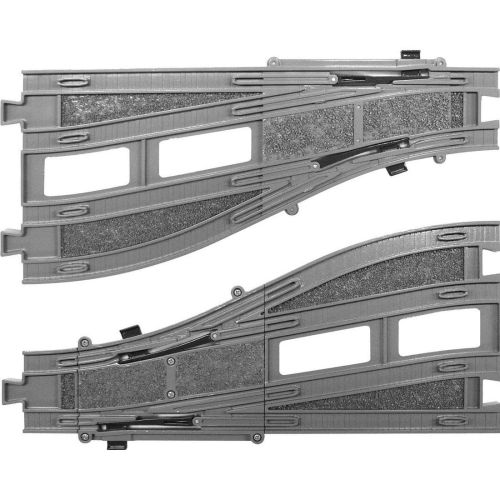 Double Track Point Rail - Plarail Advance