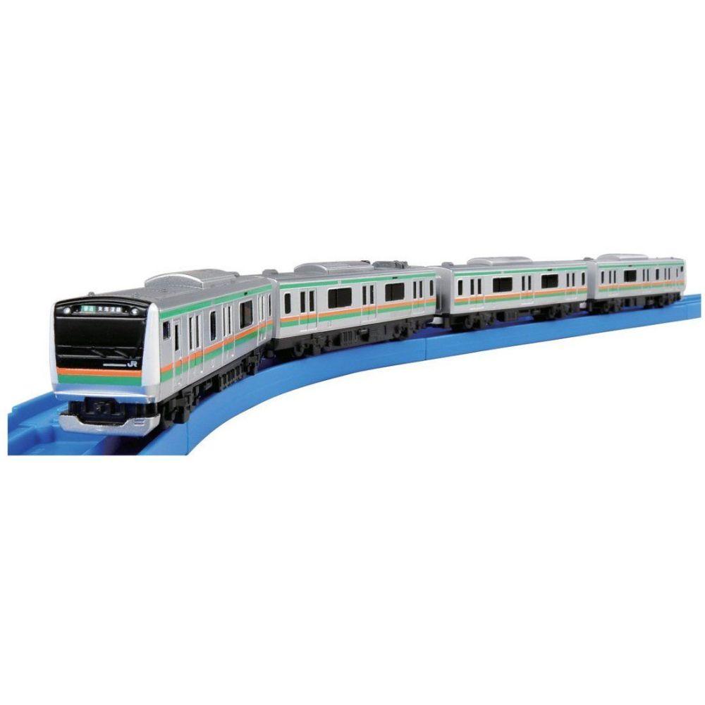 E233 Shonan Color - AS-18 - Plarail Advance
