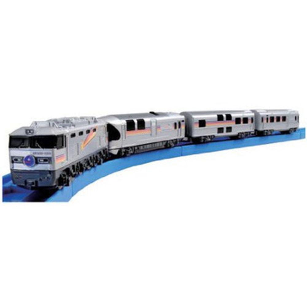 EF510 `Cassiopeia`  Express Sleeping Cars  - AS-09B - Plarail Advance
