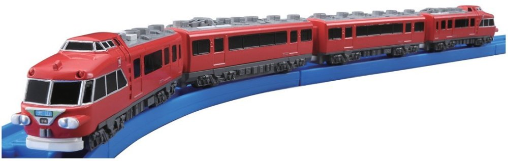Meitetsu Panorama Car - AS-08 - Plarail Advance