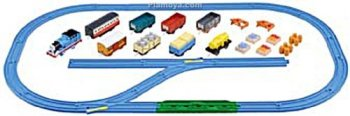 Thomas and Freight Cars Set - Thomas Plarail