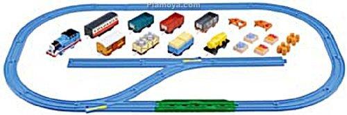 Thomas and Freight Cars Set - Thomas Plarail