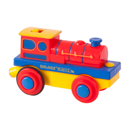 Battery Steam Engine - BigJigs Rail