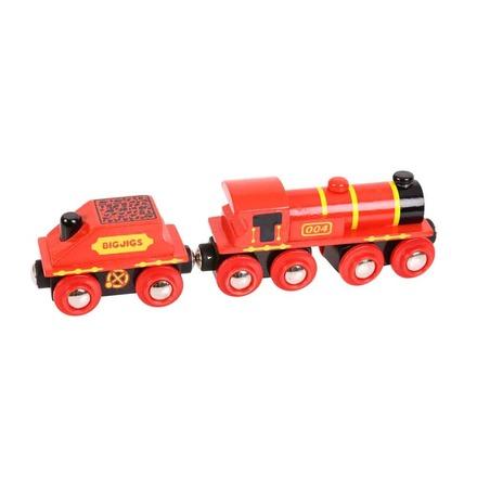 Big Red Engine - BigJigs Rail