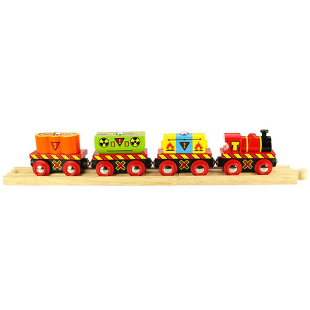 Waste Train - BigJigs Rail