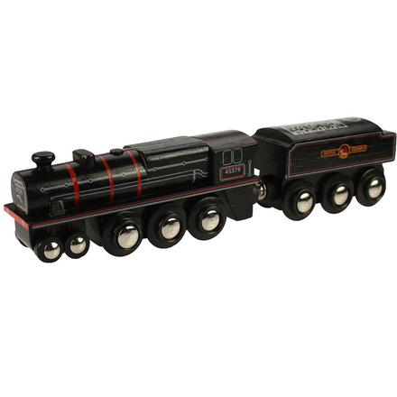 Black 5 Engine - BigJigs Rail Heritage