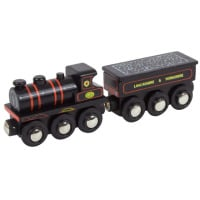 KWVR 957 Engine - BigJigs Rail Heritage