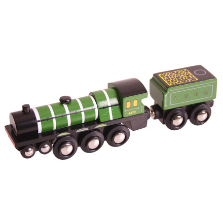 Flying Scotsman - BigJigs Rail Heritage