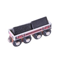 Coal Wagon - BigJigs Rail